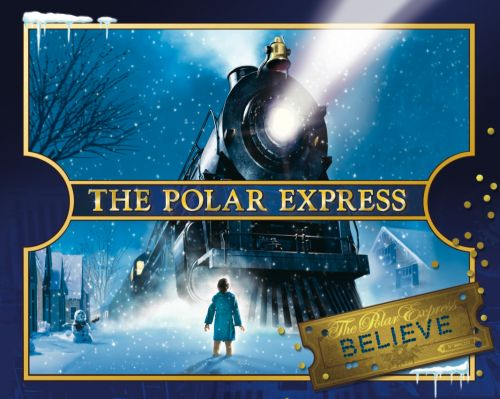 Here's a round-up of the Polar Express events going on around or ...